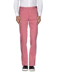 Pt01 Trousers Casual Trousers Men Pastel Pink