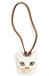 Loewe Women's Cat Face Necklace