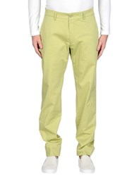 Harmontandblaine Trousers Casual Trousers Men Acid Green