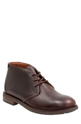 Clarksr Men's Clarks 'Unstructured Elliott' Chukka Boot Burgundy Leather