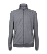 Porsche Design Sweat Jacket Male Grey