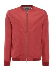 Peter Werth Author Bomber Jacket Brick