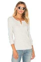 Soft Joie Maedlyn Tee Light Gray