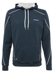 Craft In The Zone Hoodie Dark Navy Dark Blue