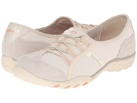 Skechers Active Breathe Easy Allure Natural Women's Slip On Shoes Beige