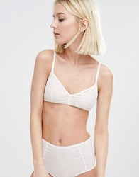 Weekday Mind Soft Bra Beige