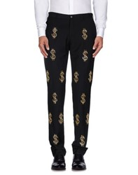 Moschino Couture Trousers Casual Trousers Men Black