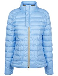 Perfect Moment Sky Mini Duvet Ii Jacket Light Blue
