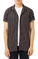 Topman Men's Jude Stripe Sport Shirt