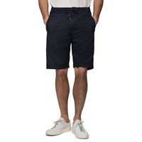 Folk Deep Navy Drawcord Shorts Blue