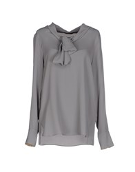 Seventy Shirts Blouses Women Grey