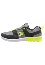 Dc Shoes Lynx Lite R Trainers Grey Yellow