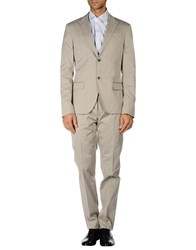 Bikkembergs Suits And Jackets Suits Men Blue