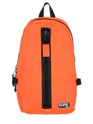 Supe Design Day Nylon Bag W Zip