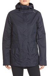 Women's Helly Hansen 'Appleton' Waterproof Coat Navy