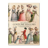 Taschen The Complete Costume History Book New Edition
