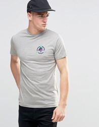 Friend Or Faux T Shirt Grey