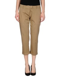 Peserico Trousers 3 4 Length Trousers Women