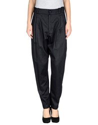 Marios Trousers Casual Trousers Women Black