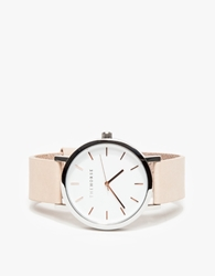 The Horse Rose Gold Natural Band Watch