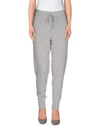 Woolrich Trousers Casual Trousers Women Light Grey