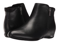 Rockport Total Motion Emese Black Leather Women's Boots
