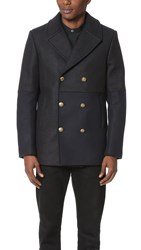 Ports 1961 Colorblock Peacoat Grey Navy