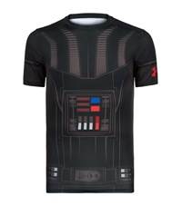 Under Armour Underarmour Star Wars Ua Vader Compression T Shirt Male Black