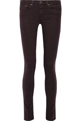 Vince Mid Rise Skinny Jeans