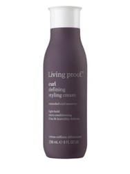Living Proof Curl Defining Styling Cream 8 Oz. No Color