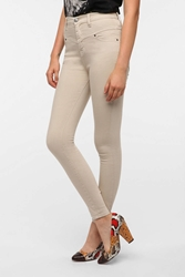 Bdg Seamed High Rise Jean Putty Neutral Multi