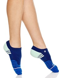 Stance Athletic Ankle Socks Navy