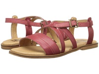 Type Z Cameron Red Leather Women's Sandals