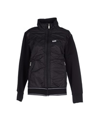 Hugo Boss Boss Green Jackets Black