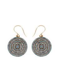 Astley Clarke 'Icon Aura' Earrings Metallic