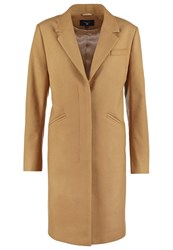 Gant Short Coat Warm Khaki Camel