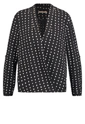 Gaudi' Gaudi Blouse Black White