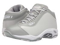 And 1 Tai Chi Limestone Glacier Gray White Men's Basketball Shoes