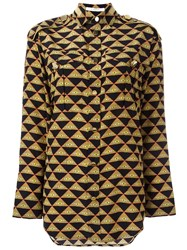 Givenchy Egyptian Eye Print Shirt