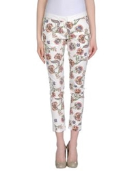Jeordie's Casual Pants White