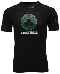 Adidas Men's Boston Celtics Keys To Victory T Shirt Black