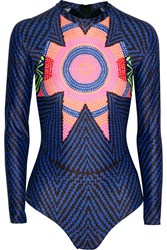 Mara Hoffman Printed Rash Guard