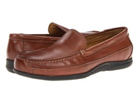 Dockers Amalfi Tan Burnished Full Grain Men's Slip On Shoes Brown