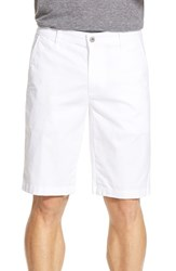Ag Jeans Men's Ag 'Griffin' Chino Shorts White