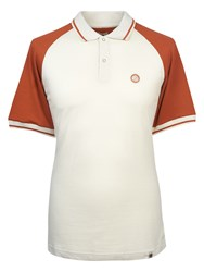 Pretty Green Men's Wilton Polo Stone