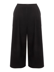 Pied A Terre Tailored Culottes Black