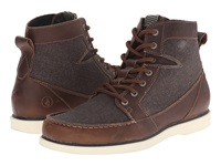 Volcom Berrington 2 Hide Brown Men's Lace Up Boots