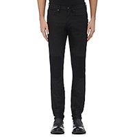 Belstaff Men's Biker Straight Jeans Black Blue Black Blue