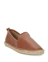 Kenneth Cole Reaction Boom Espadrilles Flats Brown
