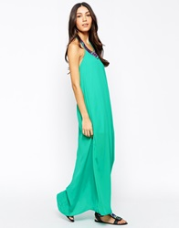 Meghan Fabulous Uyuni Maxi Dress Mint